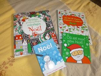 Concours Usborne Noel - Les lectures de Liyah