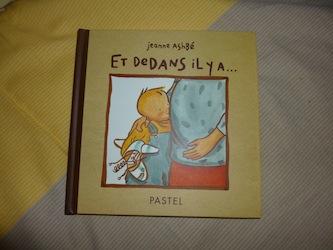Et dedans il y a - Pastel - Les lectures de Liyah
