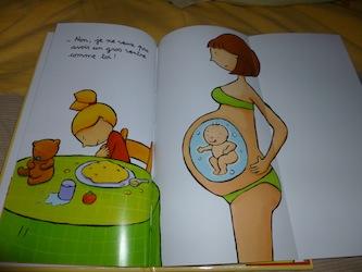bient t un petit fr re livre enfant manga shojo bd livre pour ado livre. Black Bedroom Furniture Sets. Home Design Ideas
