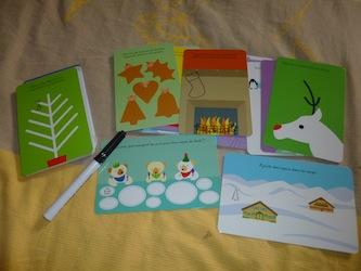 Je dessine Noel 1 - Usborne - Les lectures de Liyah