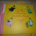 La plus mignonne des petites souris - Flammarion - Les lectures de Liyah