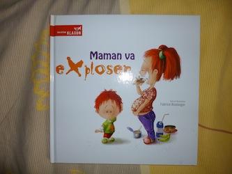 Maman va exploser - Bagnole - Les lectures de Liyah