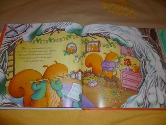 Mon petit livre musical de Noel 1 - Usborne - Les lectures de Liyah