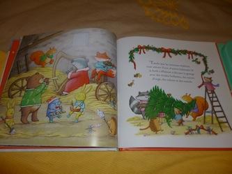 Mon petit livre musical de Noel 2 - Usborne - Les lectures de Liyah