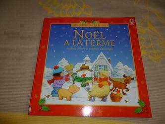 Noel livre puzzle 1 - Usborne - Les lectures de Liyah