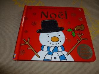 Noel puzzle - Usborne - Les lectures de Liyah