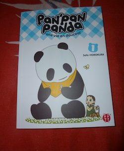 Pan Pan Panda - nobi nobi - Les lectures de Liyah
