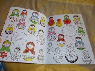 Un tas de choses à trouver noel 1 - Usborne - Les lectures de Liyah