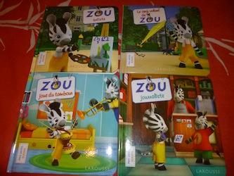 De Nouveaux Zou Sur Les Etageres Liyah Fr Livre Enfant