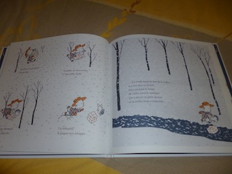 Anton et le cadeau de Noel 1 - DLMJ - Les lectures de Liyah