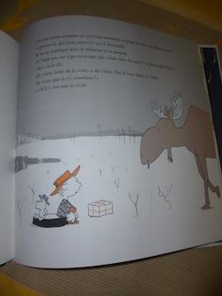 Anton et le cadeau de Noel 2 - DLMJ - Les lectures de Liyah