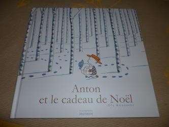 Anton et le cadeau de Noel - DLMJ - Les lectures de Liyah