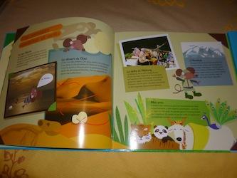 Atlas le plus amusant du monde 2 - Bayard - Les lectures de Liyah