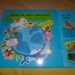 Atlas le plus amusant du monde - Bayard - Les lectures de Liyah