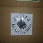 Box Aksebo 1 - Les lectures de Liyah