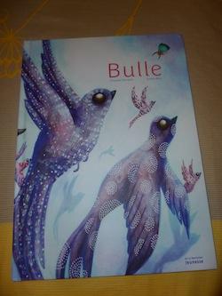 Bulle - DLMJ - Les lectures de Liyah