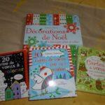 Deco Noel - Usborne - Les lectures de Liyah