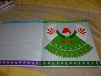 Decorations de Noel 1 - Usborne - Les lectures de Liyah