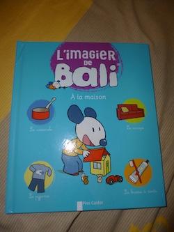 Imagier Bali Maison - Pere Castor - Les lectures de Liyah