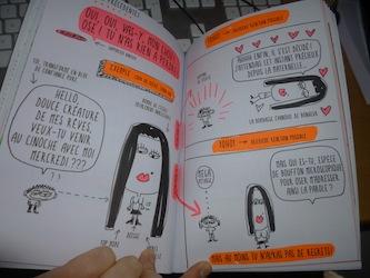 Le livre qui te rend super mega heureux 1 - Nathan - Les lectures de Liyah
