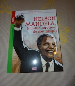 Nelson Mandela - Oskar - Les lectures de Liyah