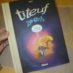 Titeuf 20 ans - Glenat - Les lectures de Liyah