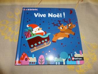 Vive noel - Nathan - Les lectures de Liyah