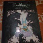 Balthazar n'a pas peur du noir - Hatier - Les lectures de Liyah