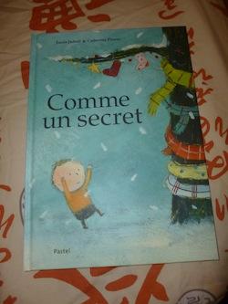 Comme un secret - Pastel - Les lectures de Liyah
