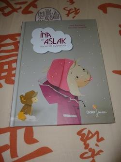 Ina et Aslak - Didier - Les lectures de Liyah