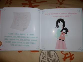 Iris a 3 ans 1 - Naive - Les lectures de Liyah