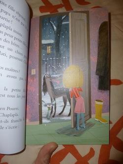 Joyeux Noel chien pourri 1 - EDL - Les lectures de Liyah