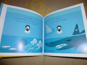 Kiki fait caca 1 - Seuil - Les lectures de Liyah