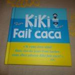 Kiki fait caca - Seuil - Les lectures de Liyah