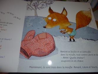 La moufle 1 - Didier - Les lectures de Liyah