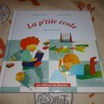 La p'tite ecole - Ricochet - Les lectures de Liyah