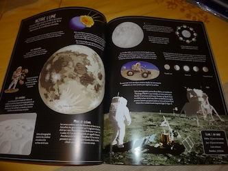 L'astronomie et l'espace 1 - Usborne - Les lectures de Liyah