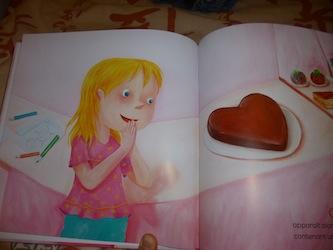 Le coeur en chocolat 2 - Dominique et cie - Les lectures de Liyah