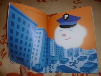 Le nuage policier 1 - EDL - Les lectures de Liyah