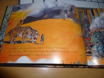 Le prince tigre 2 - EDL - Les lectures de Liyah