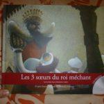 Les 3 soeurs du roi méchant - Clochette - Les lectures de Liyah