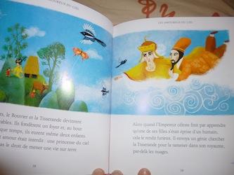 Les amoureux du ciel 2 - Nathan - Les lectures de Liyah
