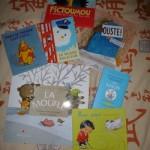 Les livres les plus de la semaine 2 - Les lectures de Liyah