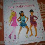 Les patineuses - Usborne - Les lectures de Liyah