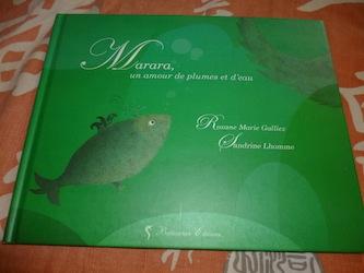 Marara - Balivernes - Les lectures de Liyah