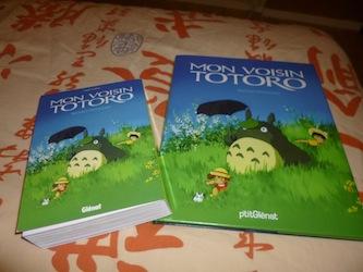 Mon voisin Totoro - Glenat - Les lectures de Liyah