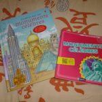 Monuments célébres - Les lectures de Liyah