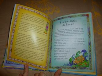 Mythes grecs pour les petits 2 - Usborne - Les lectures de Liyah