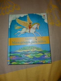 Livre pour enfants Mythes grecs pour les petits - Usborne - Les lectures de Liyah
