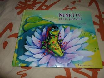 Nenette et les pustules - Balivernes - Les lectures de Liyah